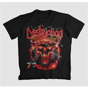 Camiseta Destruction - Under Attack 2016